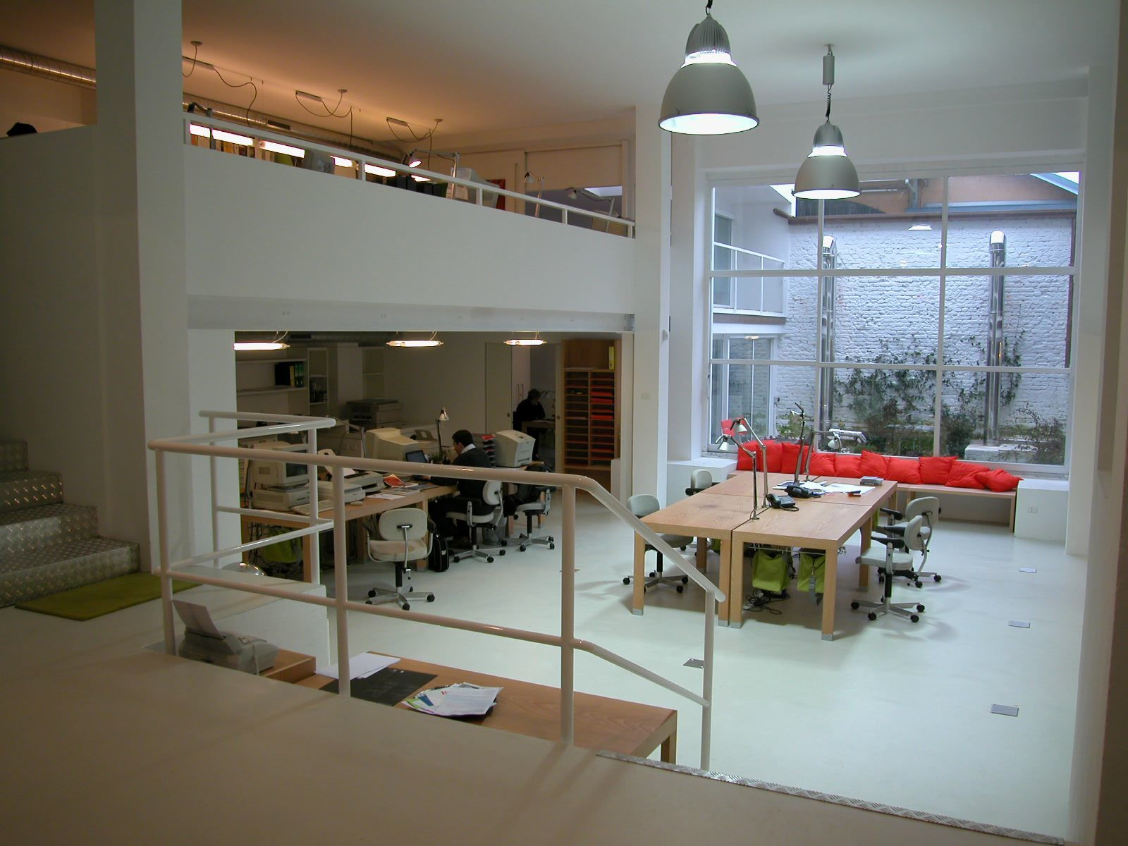 Monika Unger 187 Loft 1 Office Space In Milan